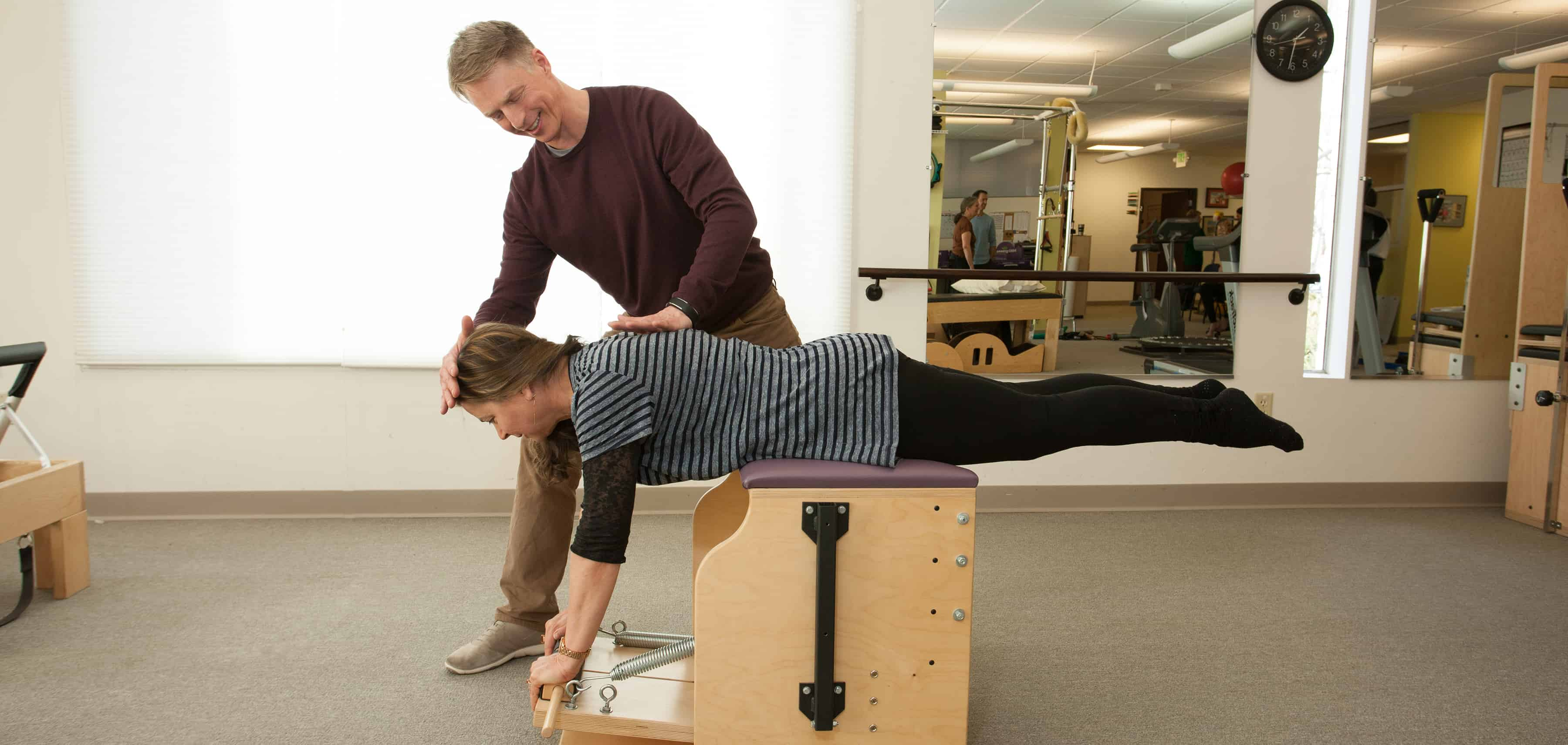 Jonathan Oldham, MSPT - ALTA Physical Therapy and Pilates