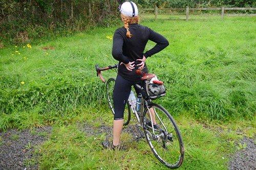 back pain bike pic