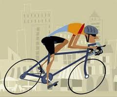 forward head bike pic