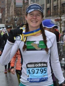 ALTA helps in Success at Boston Marathon