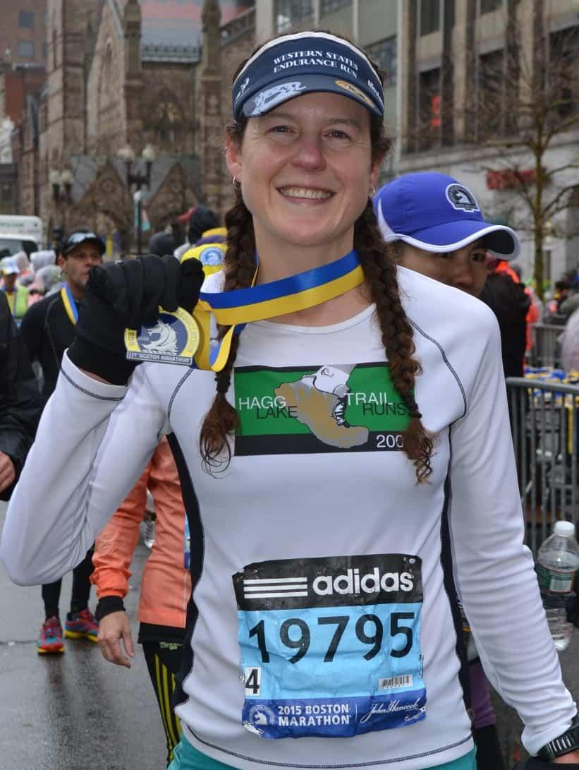 ALTA helps in Success at Boston Marathon
