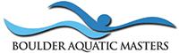 Boulder Aquatic Masters Logo