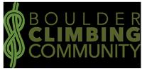 Boulder Climbing Community logo