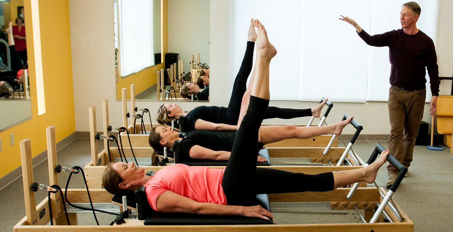 Pilates for Rehab and Fitness